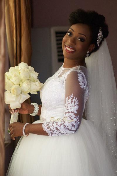 Lagos she bangs and blows beautiful