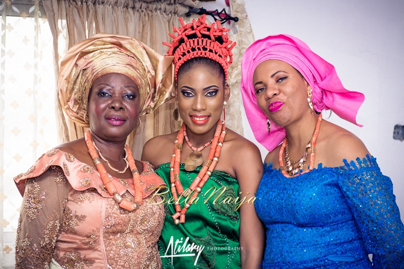 The Atilary Wedding 2014 | Edo Nigerian Wedding | BellaNaija | 862C3830