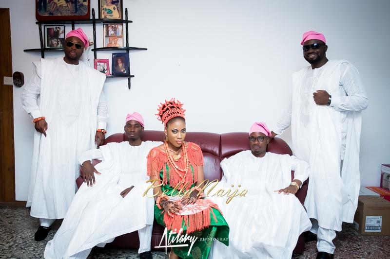 The Atilary Wedding 2014 | Edo Nigerian Wedding | BellaNaija | 862C4001
