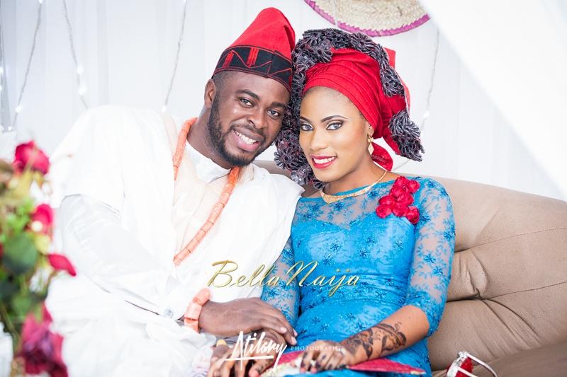 The Atilary Wedding 2014 | Edo Nigerian Wedding | BellaNaija | 862C4624