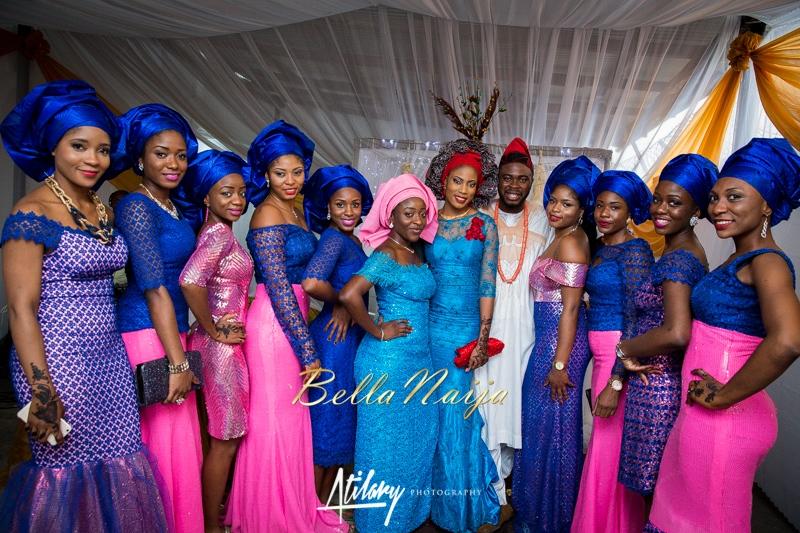The Atilary Wedding 2014 | Edo Nigerian Wedding | BellaNaija | 862C4910