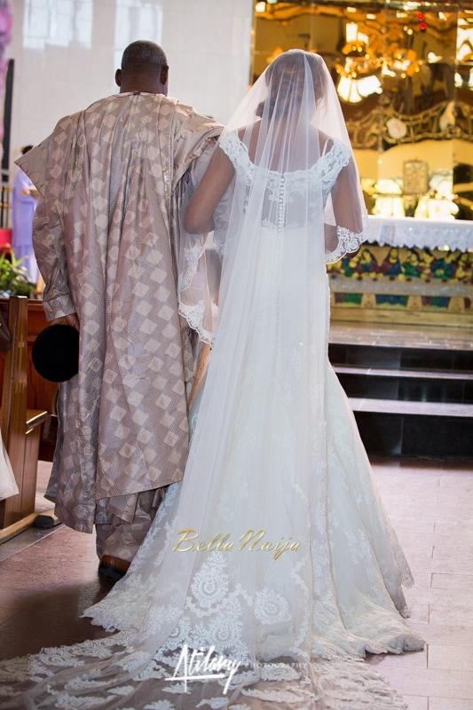 The Atilary Wedding 2014 | Edo Nigerian Wedding | BellaNaija | 862C7138
