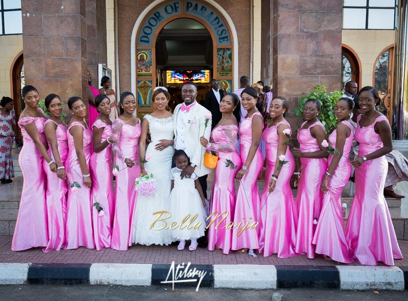 The Atilary Wedding 2014 | Edo Nigerian Wedding | BellaNaija | 862C7737