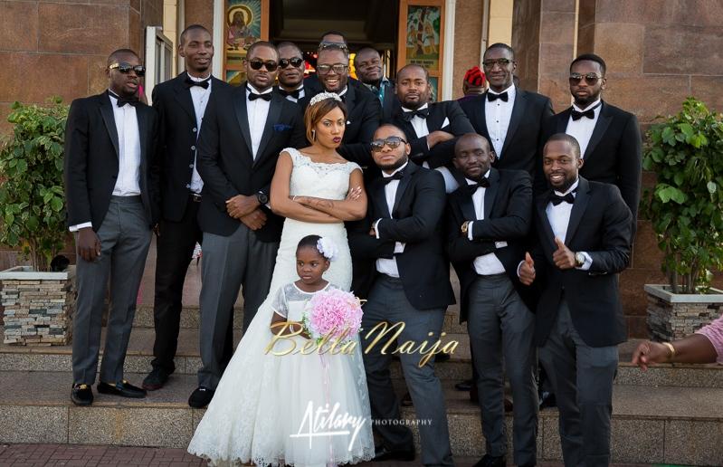 The Atilary Wedding 2014 | Edo Nigerian Wedding | BellaNaija | 862C7781