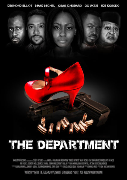 The Department poster FILMONE