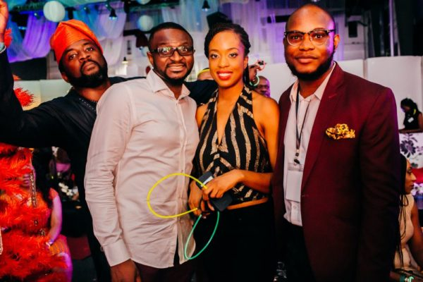 The Unofficial Christmas Party - Bellanaija - January2015080