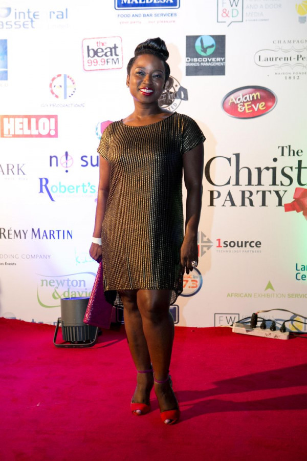 The Unofficial Christmas Party - Bellanaija - January2015101