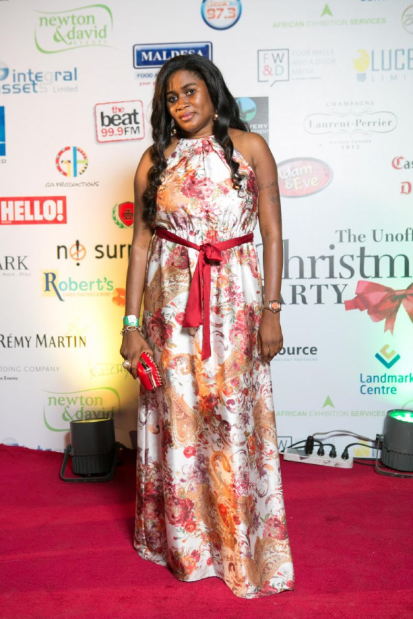 The Unofficial Christmas Party - Bellanaija - January2015111