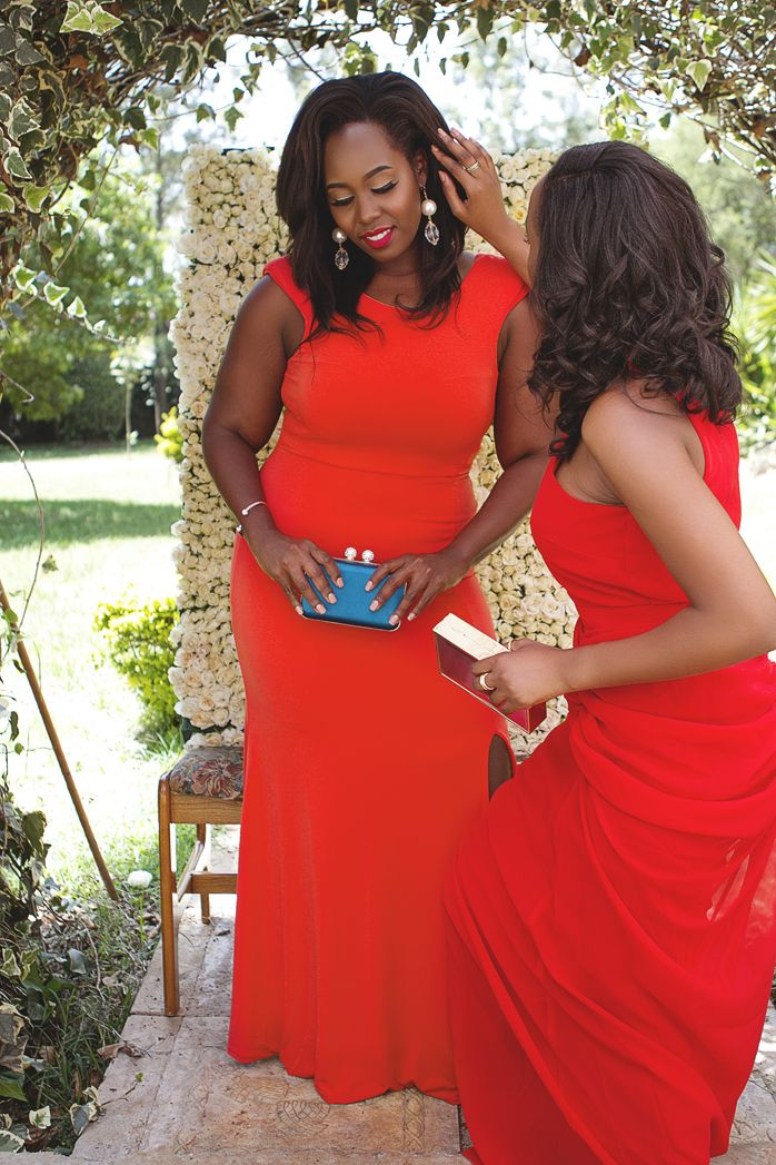This is Ess New Year Glam Style - Bellanaija - January2015007