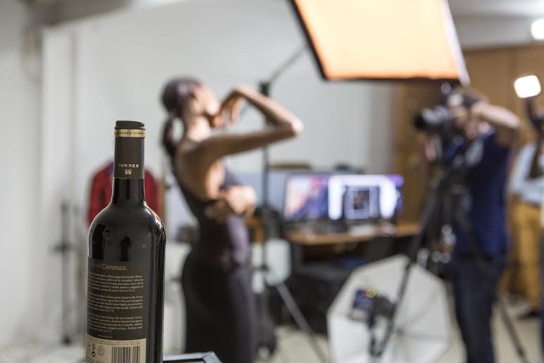 Torres Gran Coronas Wine Campaign Shoot with Kelechi Amadi-Obi - BellaNaija - January 20150010