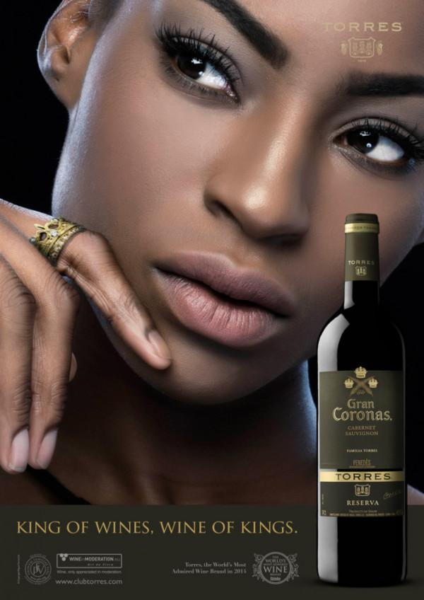 Torres Gran Coronas Wine Campaign Shoot with Kelechi Amadi-Obi - BellaNaija - January 2015008