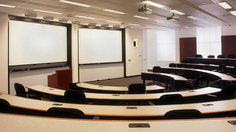 Modern Classroom Board ~ Get amazing smart technology audio visual design and