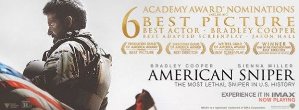 Oscar nominated movie american sniper hits cinemas this friday