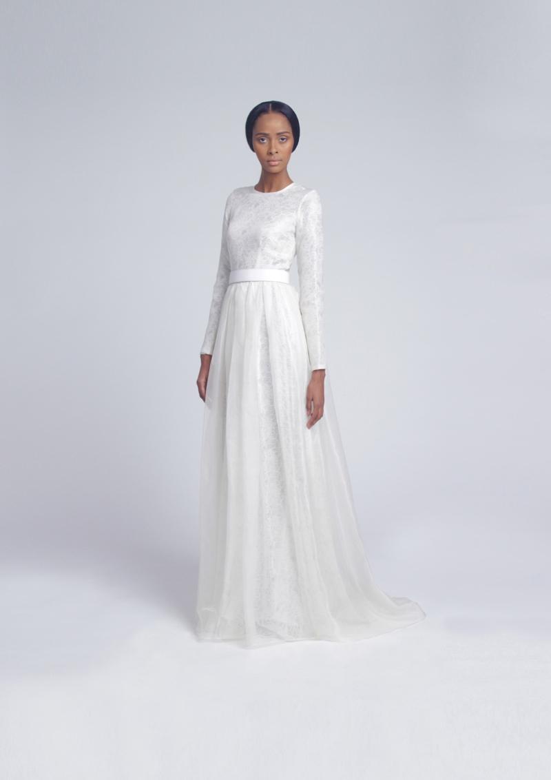 Tsemaye Binitie Atelier Bridal 2015 Capsule Collection | BellaNaija 02.LOOK1c