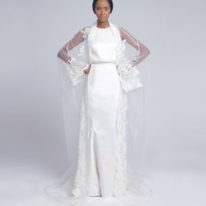 Tsemaye Binitie Atelier Bridal 2015 Capsule Collection | BellaNaija 04.LOOK2b