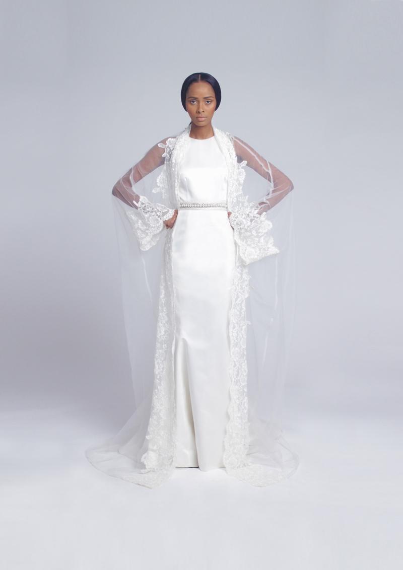 Tsemaye Binitie Atelier Bridal 2015 Capsule Collection | BellaNaija 04.LOOK2b