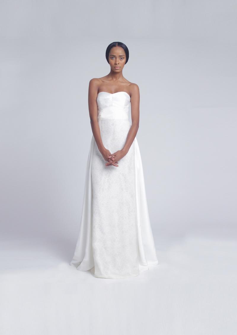 Tsemaye Binitie Atelier Bridal 2015 Capsule Collection | BellaNaija 05.LOOK3