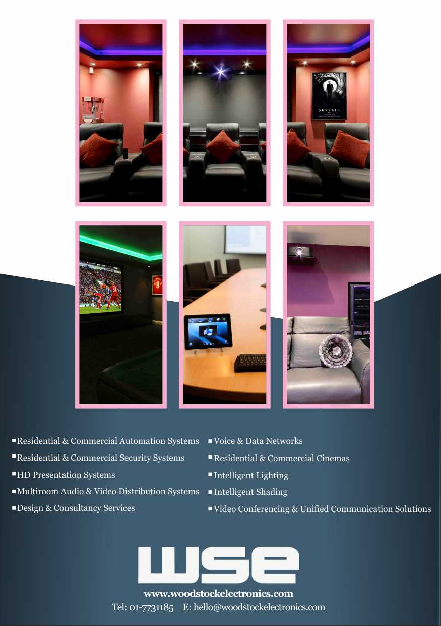 Get amazing smart technology audio visual design and for Design consultancy