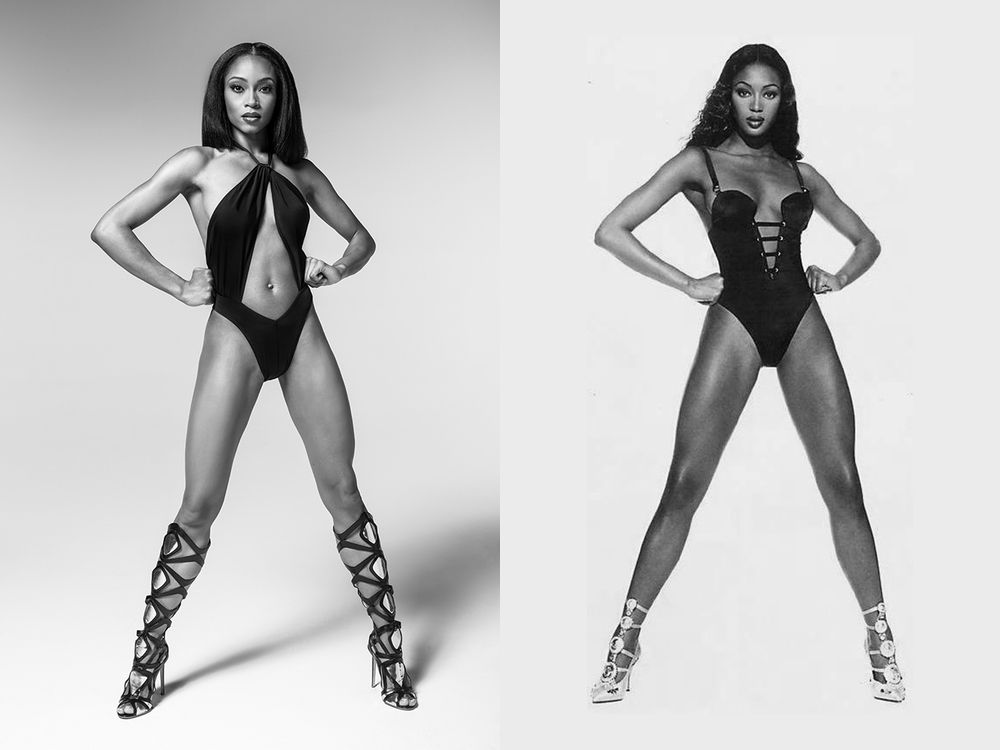 Yaya Dacosta for #IAmEveryWoman Campaign - BellaNaija - January2015002