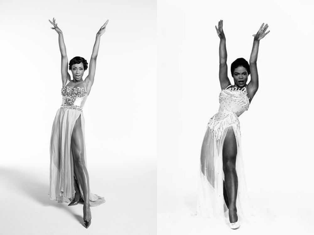 Yaya Dacosta for #IAmEveryWoman Campaign - BellaNaija - January2015006