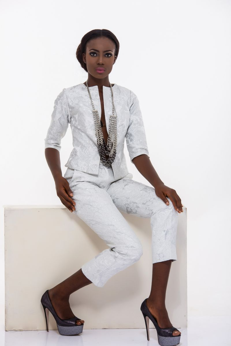 Yetunde Dania Debuts Ready to Wear Collection Lookbook - Bellanaija - January2015001 (1)
