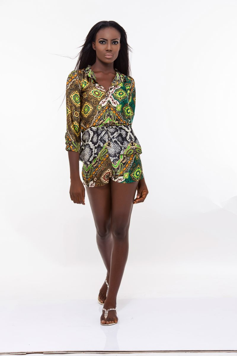 Yetunde Dania Debuts Ready to Wear Collection Lookbook - Bellanaija - January2015001 (11)