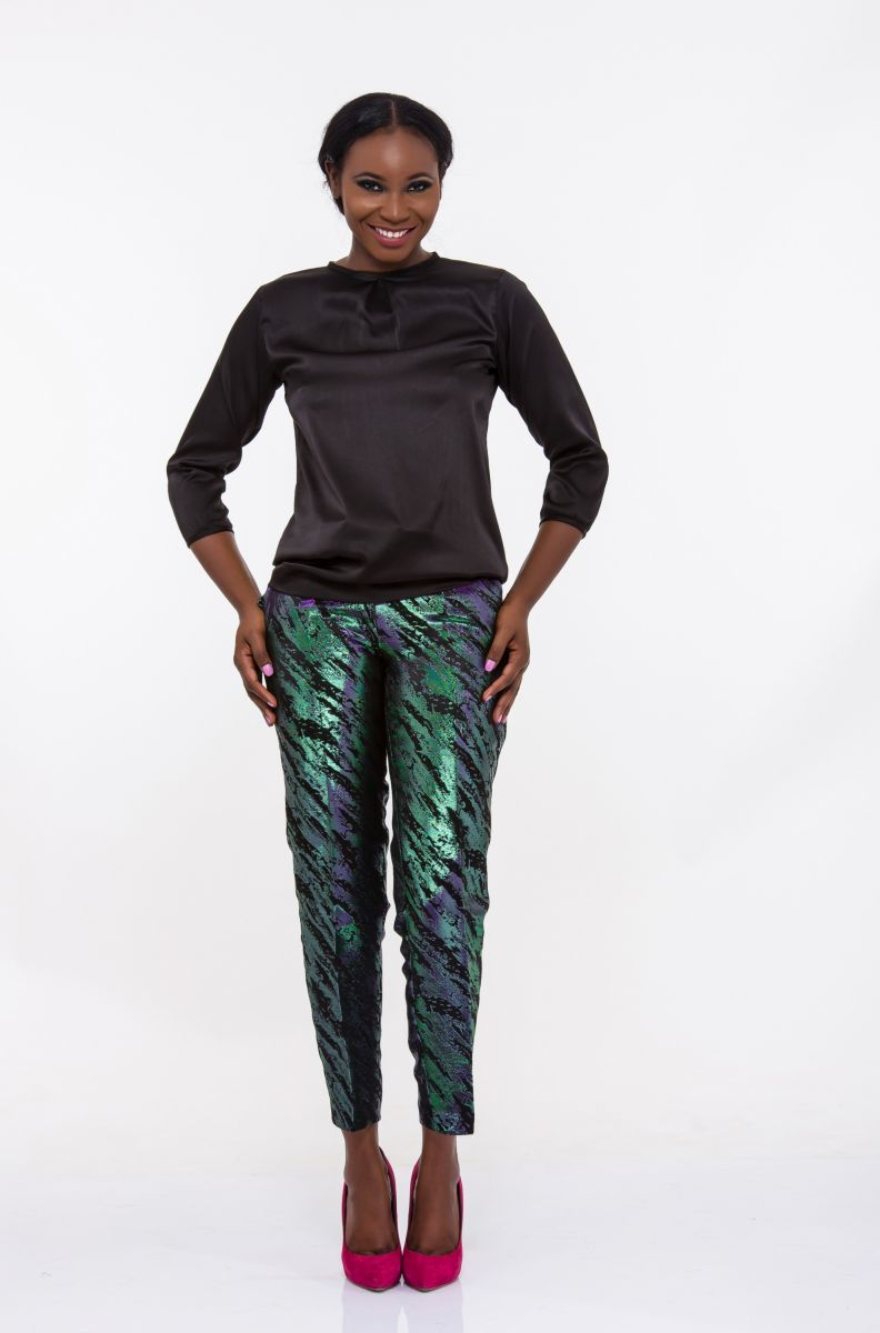 Yetunde Dania Debuts Ready to Wear Collection Lookbook - Bellanaija - January2015001 (16)