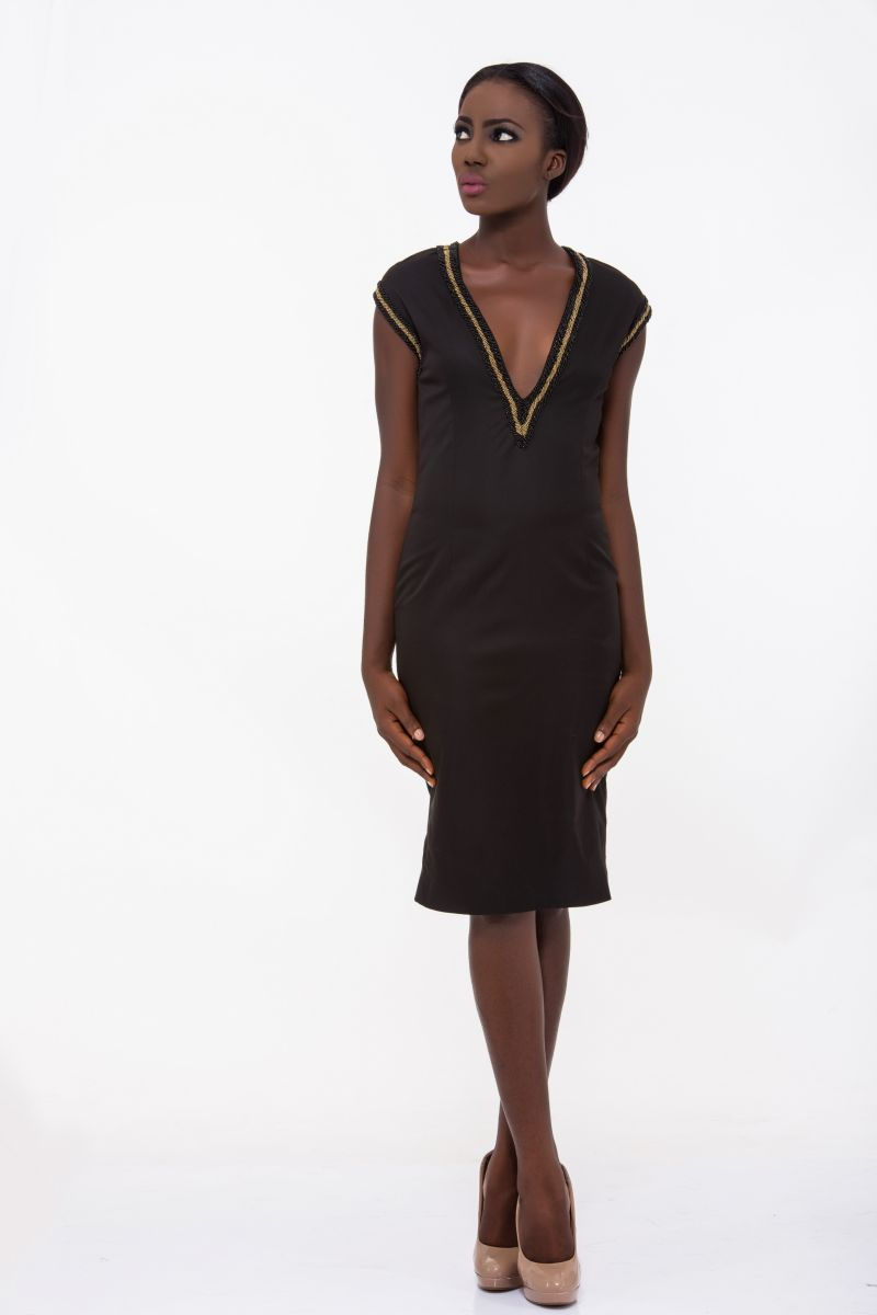 Yetunde Dania Debuts Ready to Wear Collection Lookbook - Bellanaija - January2015001 (3)