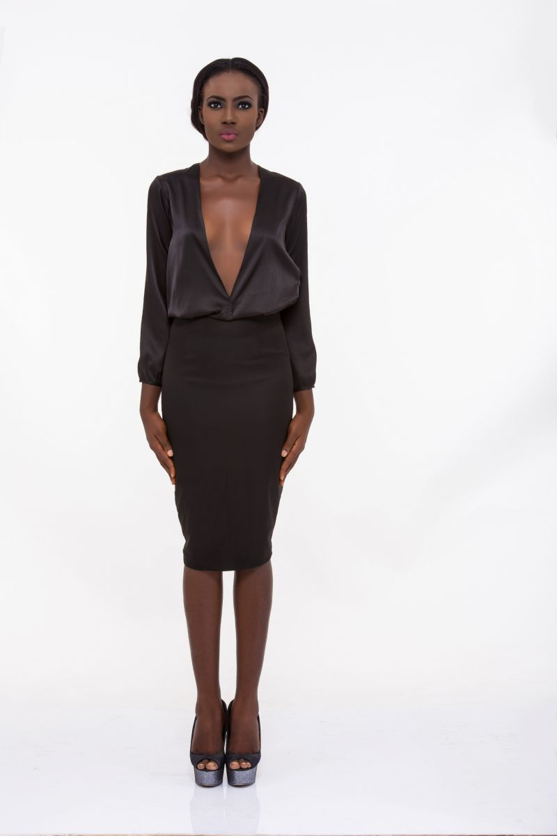 Yetunde Dania Debuts Ready to Wear Collection Lookbook - Bellanaija - January2015001 (4)