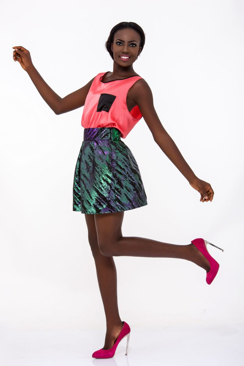 Yetunde Dania Debuts Ready to Wear Collection Lookbook - Bellanaija - January2015001 (5)