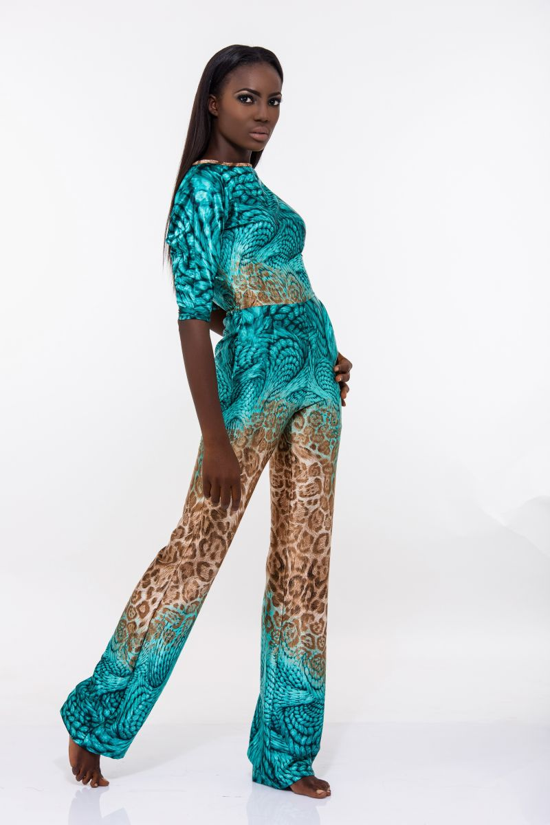 Yetunde Dania Debuts Ready to Wear Collection Lookbook - Bellanaija - January2015001 (7)