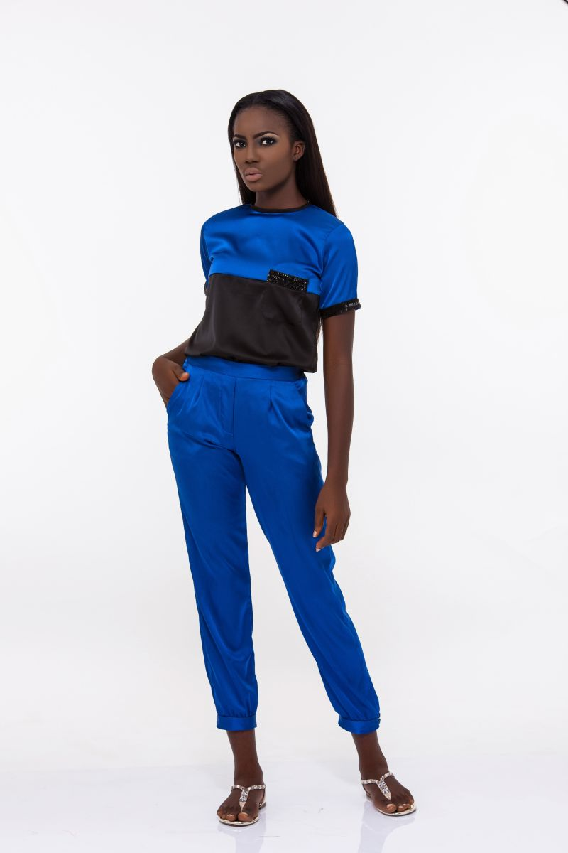 Yetunde Dania Debuts Ready to Wear Collection Lookbook - Bellanaija - January2015001 (9)