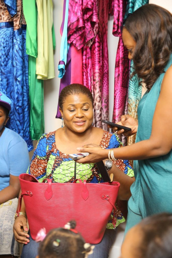 Yetunde Dania Opens Lagos Store - Bellanaija - January2015001