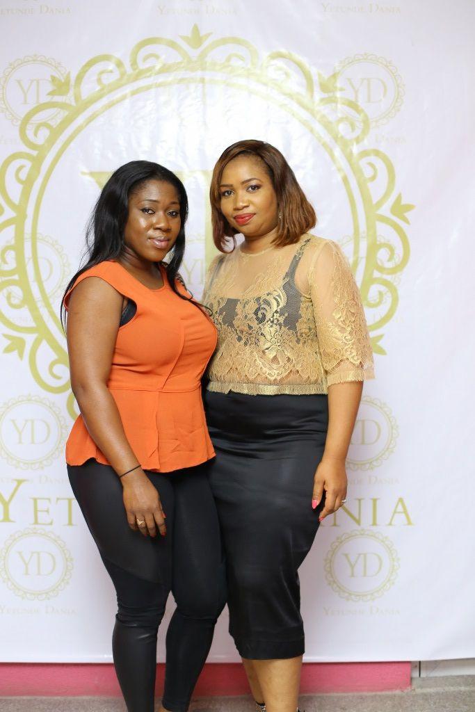 Funke Babs Kufeji & Yetunde
