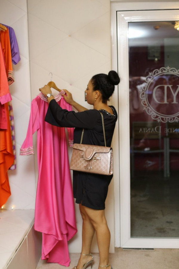 Yetunde Dania Opens Lagos Store - Bellanaija - January2015028
