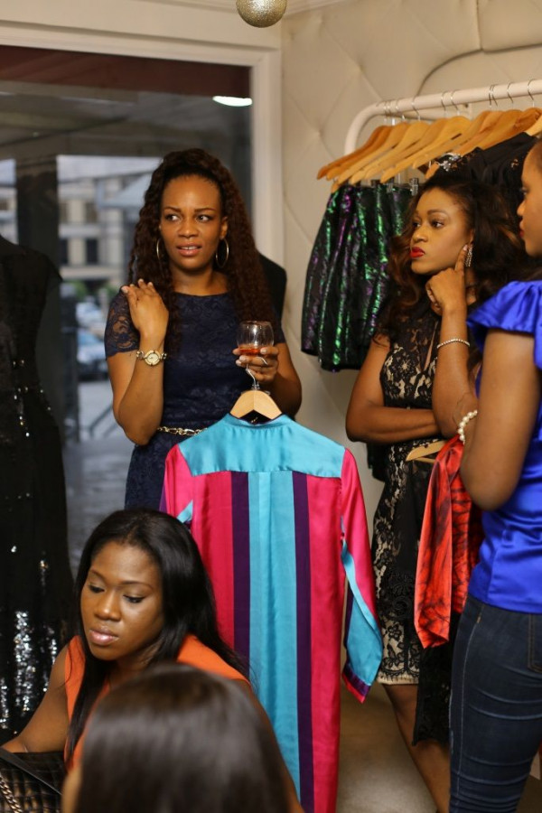 Yetunde Dania Opens Lagos Store - Bellanaija - January2015029