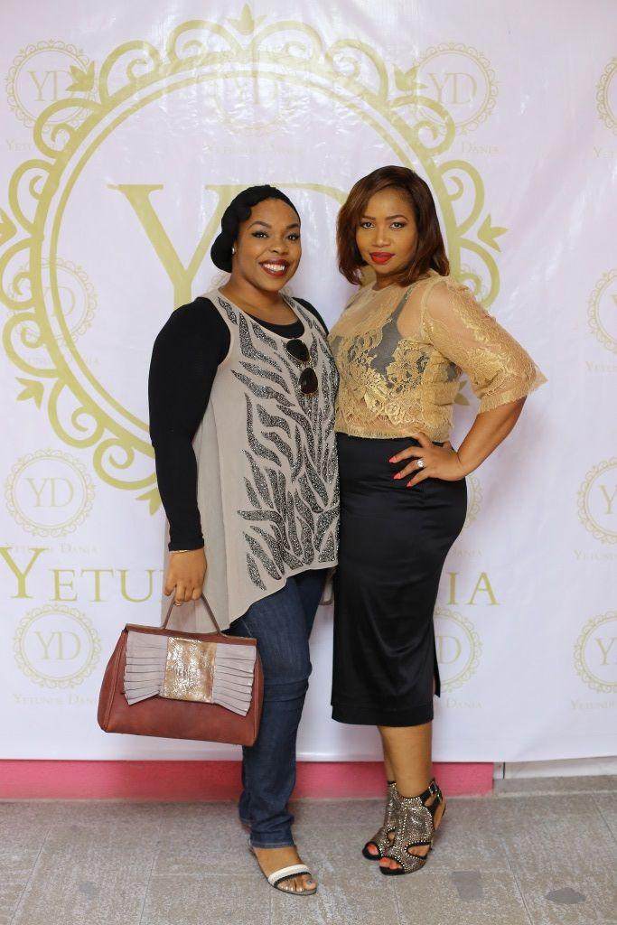 Jasmine Tukur & Yerunde
