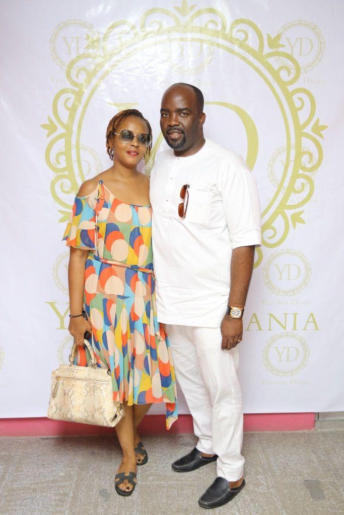 Jumoke & Dejare Adegbenro