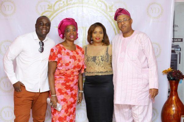 Kola Dania, Shola Adebowale, YD & Soji Adebowale