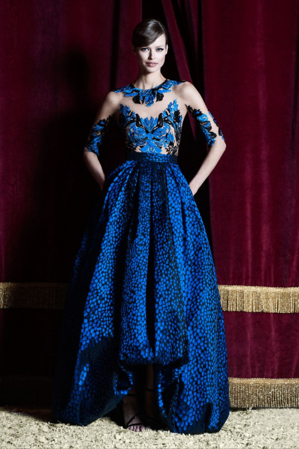 Zuhair Murad Pre-Fall 2015 Collection - Bellanaija - January2015004