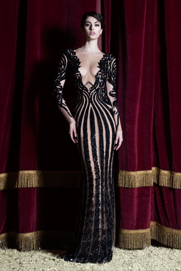 Zuhair Murad Pre-Fall 2015 Collection - Bellanaija - January2015021
