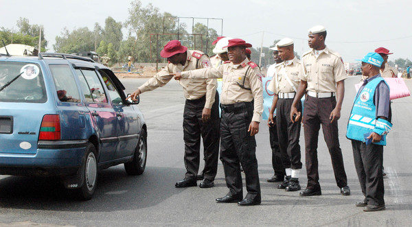 FRSC to begin requesting to see Driving Licences from Drivers - BellaNaija