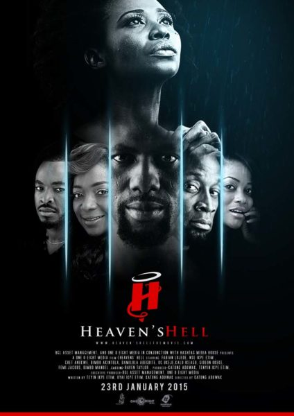 heaven'shell poster