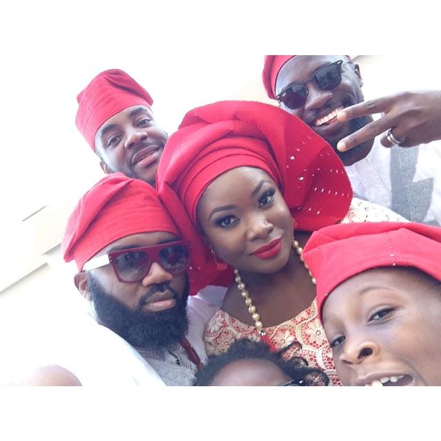 oble Igwe, Toolz, Ebuka, Olamide