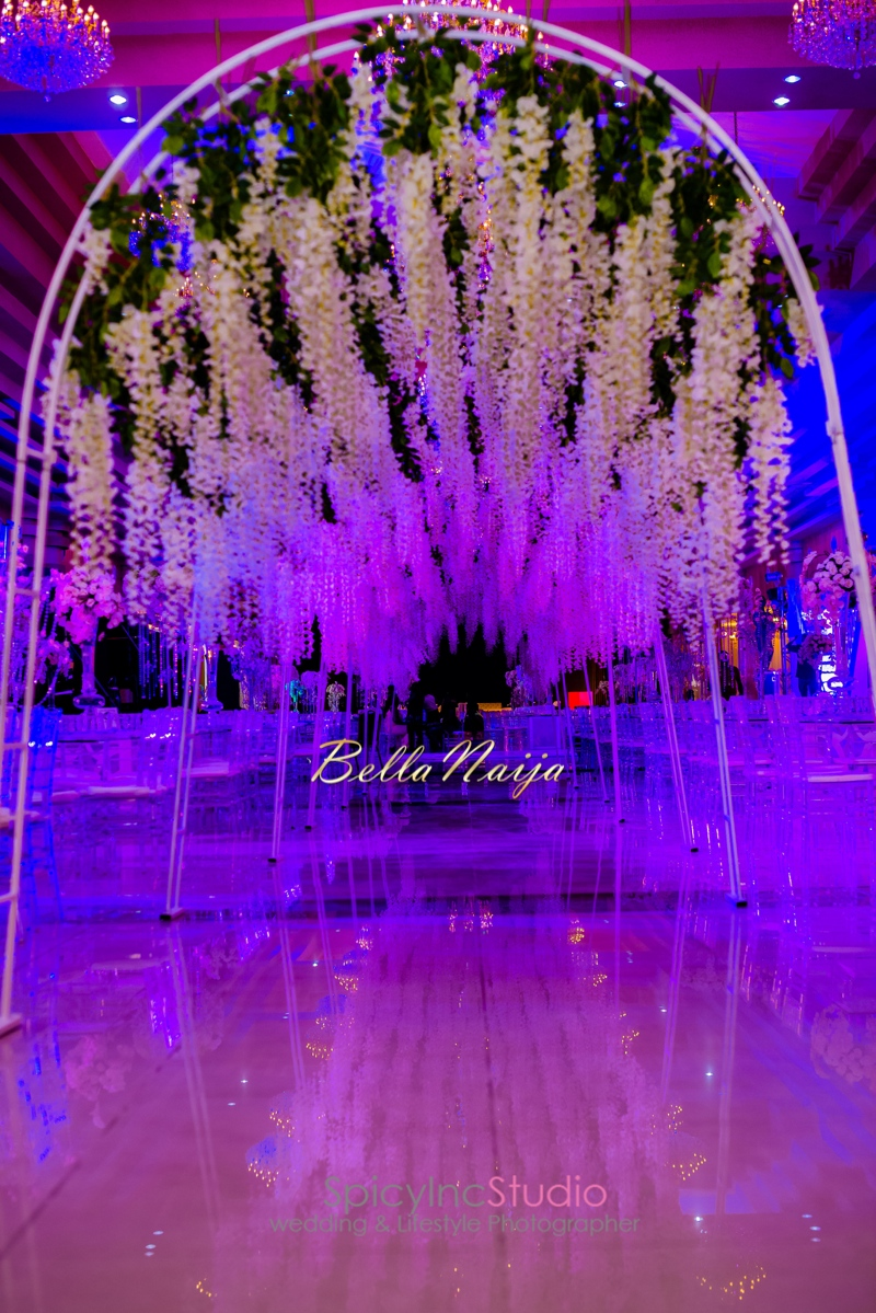 Wedding Reception Entrance Decor