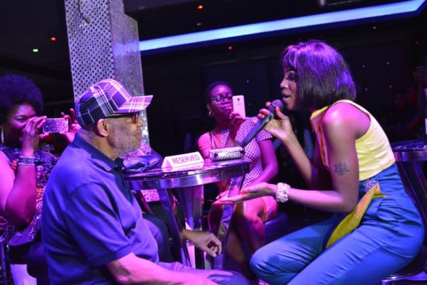 12 SEYI SHAY UP CLOSE & PERSONAL MAGICAL PERFORMANCE