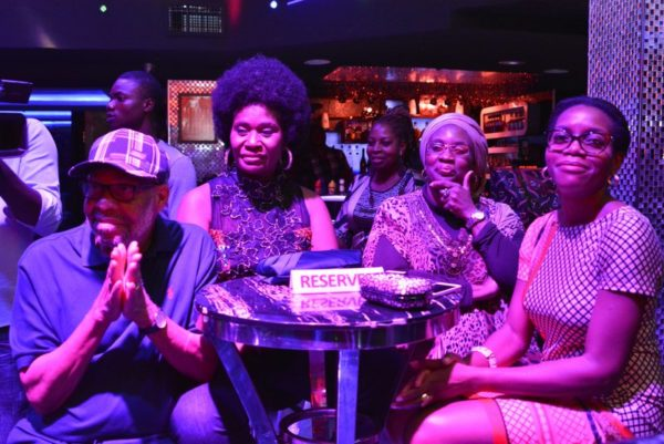 17 AUDIENCE MEMBERS MESMERISED BY LIVE & UNPLUGGED SEYI SHAY SET