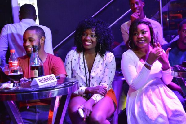 18 BIG SMILES ALL ROUND AT LIVE & UNPLUGGED with SEYI SHAY