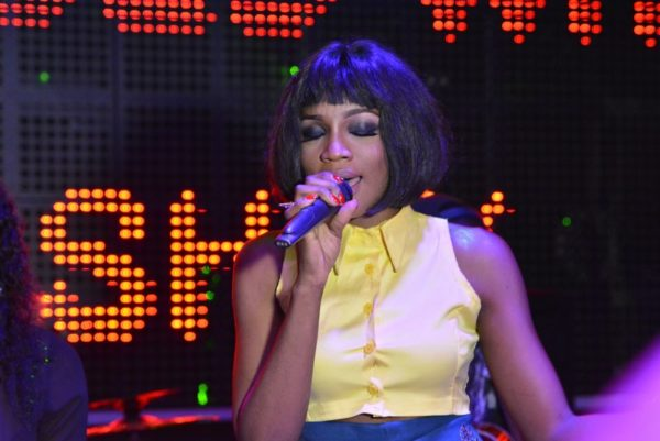 20 SINGING FROM THE HEART SEYI SHAY LIVE & UNPLUGGED