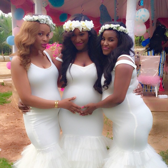 3 Friends Baby Shower Abuja Nigeria 4